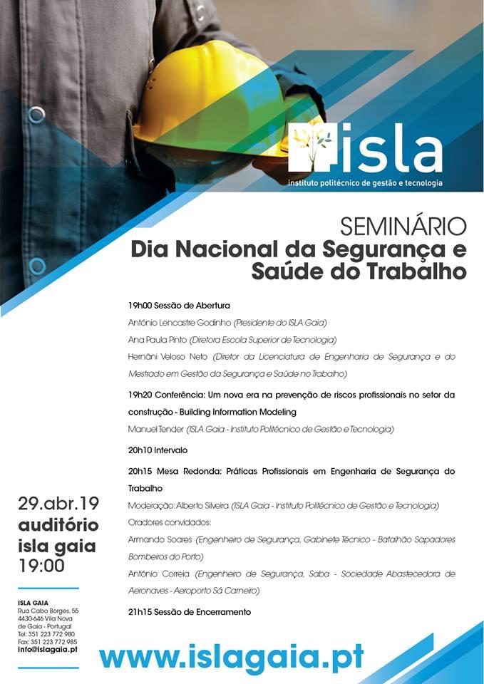 Seminário – ISLA