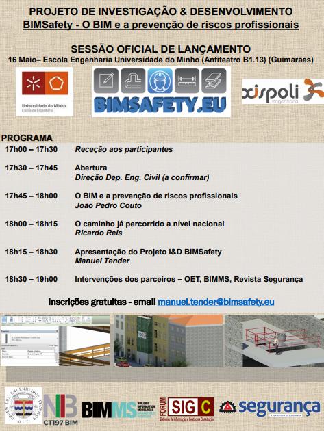 Projeto I&D – BIMsafety