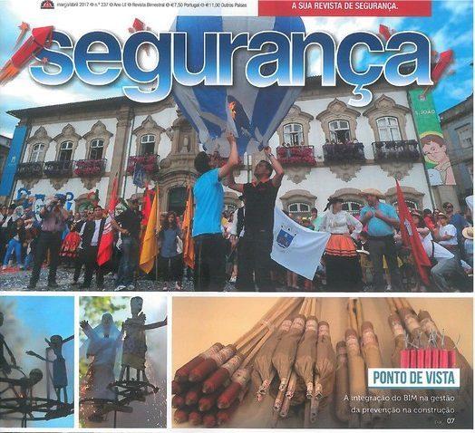 Artigo – revista segurança